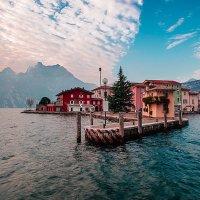Torbole. Italy. Озеро Garda :: Сергей Белецкий