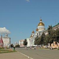Центральная улица :: Лидия (naum.lidiya)