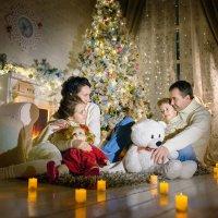В кругу семьи... :: Дмитрий Додельцев
