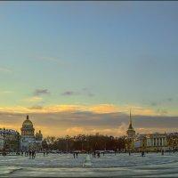 Дворцовая площадь. Санкт-Петербург :: Сергей Еремин