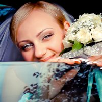 счастливая :: Юлия Небышинец