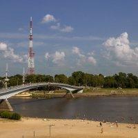 Мост через р. Волхов. :: Сергей Исаенко