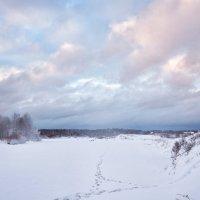 зимний пейзаж :: Сильвия Михеева
