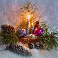 Новогодний :: Павлова Татьяна Павлова