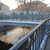 у Банковского моста :: Елена