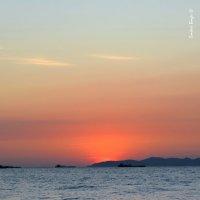 Закат на Сиаме :: Дмитрий Боргер