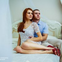 Юлия и Фил :: Анастасия Костюкова