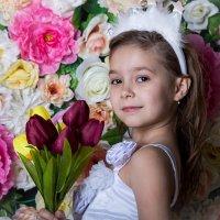 Маленькая Весна. :: Аркадий Шведов