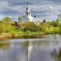 Церковь Косьмы и Дамиана на Яруновой горе, г. Суздаль :: Денис Кораблёв