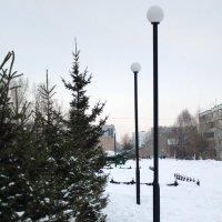 бульвар :: Наталия Алексеевна