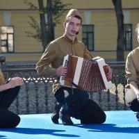 На юбилее России в Великом Новгороде 2 :: Константин Жирнов