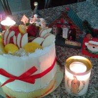 Счастливого Рождества! :: Жанна Викторовна