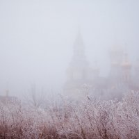 туман ...и на фоне - только главное :: Аl Anis