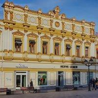 Фасады старой Москвы.. :: марк