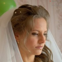 невеста, свадьба, прическа, макияж, фото :: Юлия Маслова