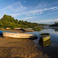 Рыбацкие лодки :: Валентин Котляров