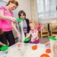 Песочница в детском центре :: Ирина Кондратьева