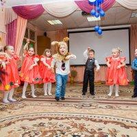 Праздник в детском саду :: Ирина Кондратьева