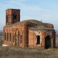 Старый храм :: Вадим Славецкий