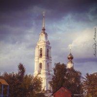 Тихий вечер в провинции :: Алексадр Мякшин