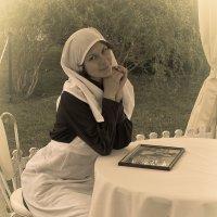 медсестричка, ангел мой, королева лазарета :: Ayrat Japantol