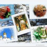 С Новым Годом и Рождеством!!! :: Тамара (st.tamara)