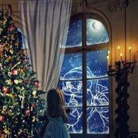Новогоднее чудо :: Ирина Полунина