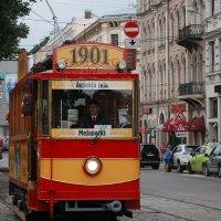 Ретро трамвай :: Teresa Valaine