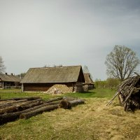 Долгожданная весна на хуторе :: Николай Бакс