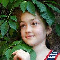 Милая улыбка. :: Anna Gornostayeva