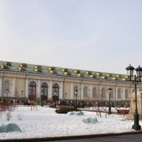 Московский манеж :: Владимир Болдырев