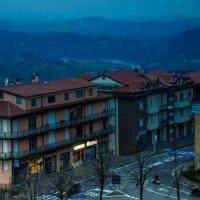 В Сан Марино Италия :: Юлия