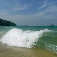 Волны Голубой Лагуны. :: Чария Зоя