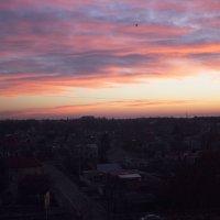 невероятный восход 25 декабря 2014год Одесса :: Татьяна Счастливая
