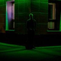 Зеленый фонарь :: Анастасия Иванова
