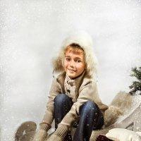 Зимние забавы :: Елена Заиченко