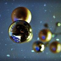 """галактика """"новый год"""" :: Сергей Розанов"""