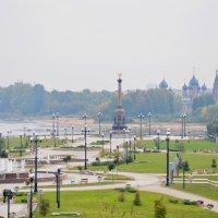 ЯРОСЛАВЛЬ, СТРЕЛКА :: Виктор Осипчук