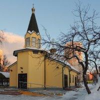 Церковь Николая Чудотворца при МГИМО. :: Александр Качалин