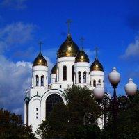 Храм Христа Спасителя :: Дмитрий Иншин