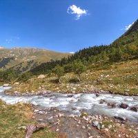 Горный поток :: Никита Юдин