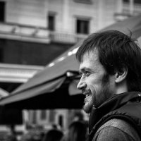 Мужской портрет :: Екатерина Батурина