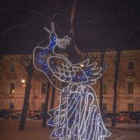 Зимняя песня :: Aнна Зарубина