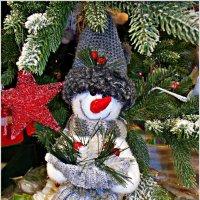 Снеговичок** :: Валерия Комова