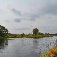 Осень на Москва-реке :: Александр С.