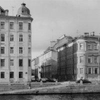 Городской пейзаж :: Михаил Киселев