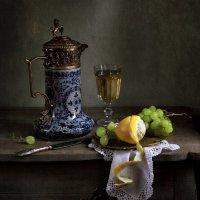С вином и фруктами :: Татьяна Еремеева