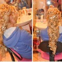 Прическа на основе кос :: Vlada Seluta