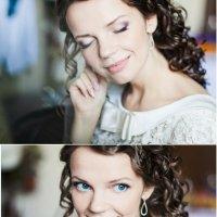 Прическа и макияж для невесты :: Vlada Seluta