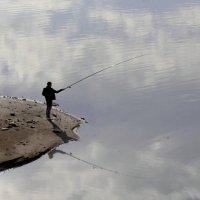 Рыбак :: Ольга Гагаузова